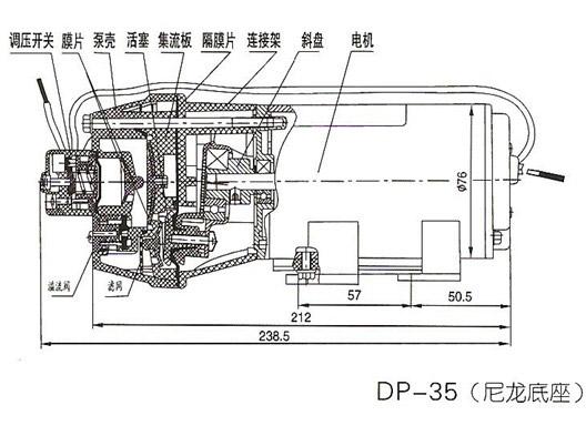 隔膜泵-供应直流隔膜泵