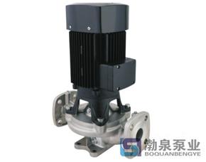 SGR-S 不(bu)銹鋼立式管(guan)道(dao)離心泵(beng)